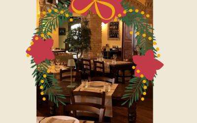 Il pranzo di Natale al ristorante Le Bon Bec