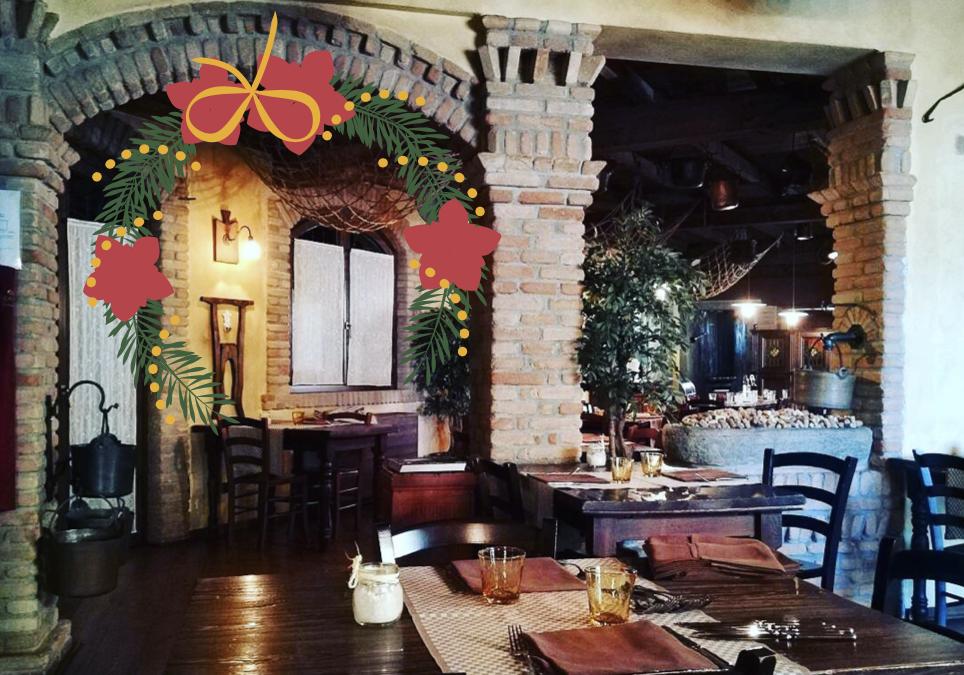 Buone feste dal ristorante Le Bon Bec